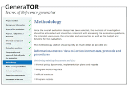 Terms of reference better evaluation developed in tandem with the idrc program managers guide this tool will guide you through writing the different sections of a tor rfp pronofoot35fo Images