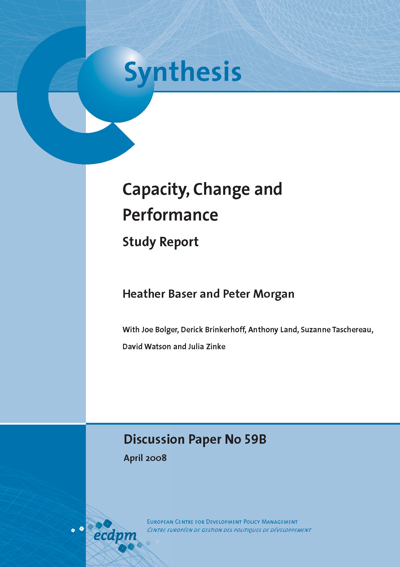 Evaluating the Performance of an Organization | Better