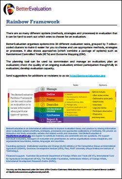 70aec53a921587 Rainbow Framework