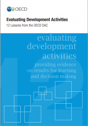 Kennedy-Chouane, M. with Lundgren, H. (2013) Evaluating Development Activities: Twelve Lessons from the OECD DAC