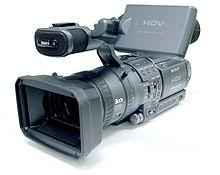 Sony HDR-FX1E HDV Handycam Camcorder by sjr
