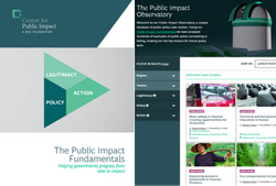 Centre for Public Impact (2015) www.CentreforPublicImpact.org [Website]. Retrieved November 2016.