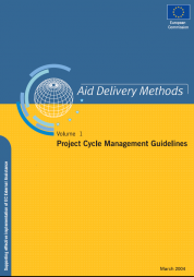 EuropeAID. (2004).Aid Delivery Options Project Cycle Management (PCM) - Project Approach Guidelines, Project Cycle Management Guidelines (Vol. 1, pp. 158). Brussels: EuropeAid Cooperation Office, European Commission. https://ec.europa.eu/international-partnerships/system/files/methodology...