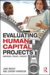 Massy, J., & Harrison, J. (n.d.) Evaluating Human Capital Projects. Routledge. Retrieved from http://www.routledge.com/books/details/9780415663090/?utm_source=adestra&utm_medium=email&utm_campaign=sbu1_ren_2pr_2em_2bus_00000_ACP_9780415663090
