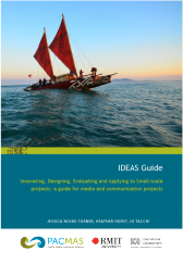 Noske-Turner, J., Horst, H. and Tacchi, J. (2016). IDEAS Facilitators' Guide. RMIT University.