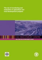 Muller–Praefcke, D. (2010). The use of monitoring and evaluation in agriculture and rural development projects - Findings from a review of implementation completion reports. FAO Investment Center. K. C. Lai and W. Sorrenson. Rome, FAO and World Bank: 63.