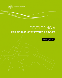 Roughly, A & Dart, J. 2009, Developing a Performance Story Report: User Guide,​ Commonwealth of Australia. Retrieved from http://www.cifor.org/wp-content/uploads/dfid/KNOWFOR%20monitoring%20tool...​