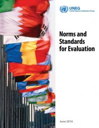 United Nations Evaluation Group (2016). Norms and Standards for Evaluation. New York: UNEG.