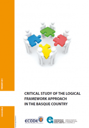ECODE. (2011). Critical Study of the Logical Framework Approach in the Basque Country. Estudo de Cooperacion al Desarollo. http://www.ecode.es/marco_logico/pdf/english.pdf
