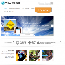 ViewWorld - Project Monitoring with smartphones. Retrieved July 2013, from http://www.viewworld.net