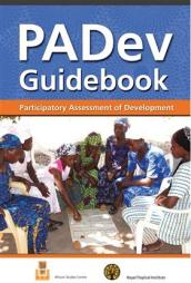 T. Dietz (et al.). (2013) PADev Guidebook. Participatory Assessment of Development.