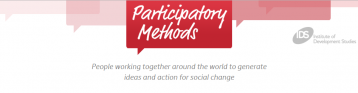 Chambers, R., 2002. Participatory workshops: a sourcebook of 21 sets of ideas and activities. Earthscan.