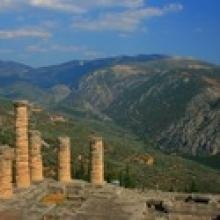 Delphi photo by Navin Rajagopalan