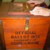 Old School Voting, Photo by Just Us 3
